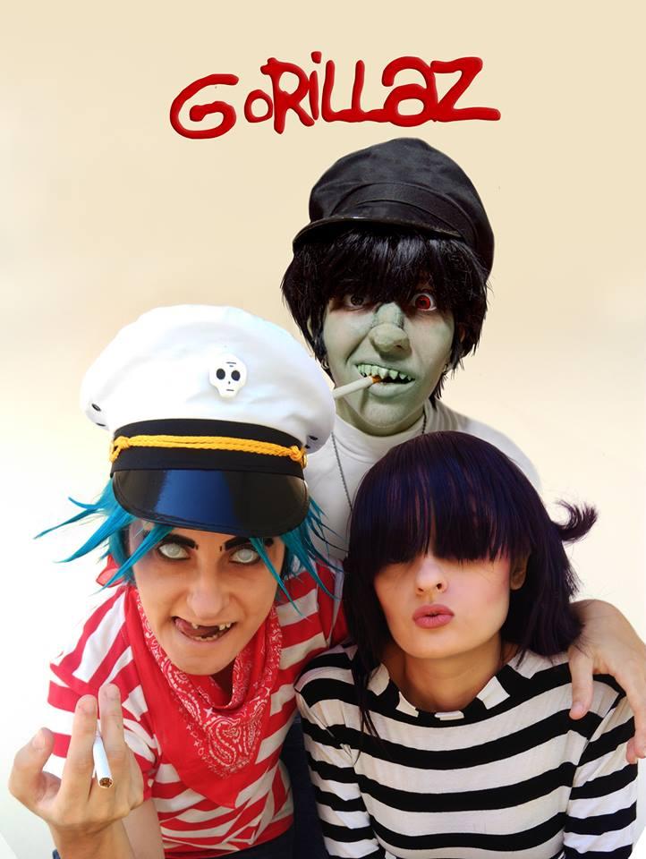 Hài hước với nhóm nhạc kinh dị Gorillaz - Hình 5