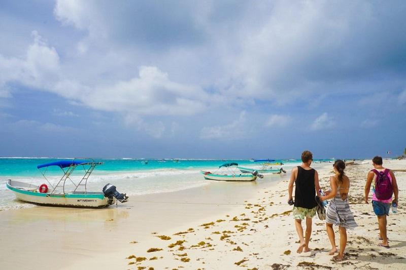 Những thiên đường biển tuyệt đẹp các quý cô nên đến một lần trong đời - Hình 4