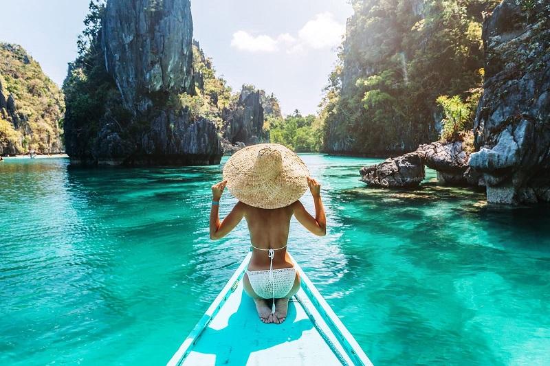 Những thiên đường biển tuyệt đẹp các quý cô nên đến một lần trong đời - Hình 10