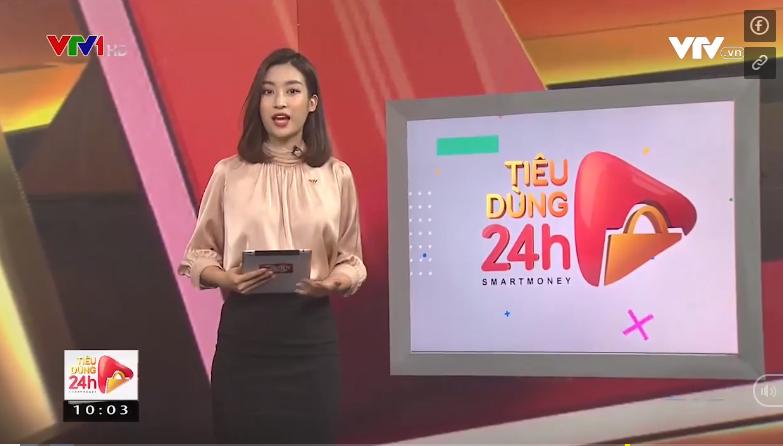 Style của các Hoa hậu, Á hậu khi làm BTV truyền hình: Người bánh bèo hơn thường, người đầy màu sắc nhưng đều 100% thanh lịch - Hình 7