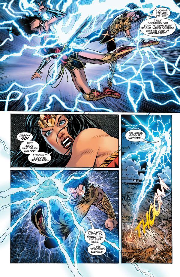 Sức mạnh của Jason - em trai song sinh của Wonder Woman - Hình 9