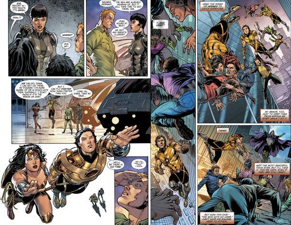 Sức mạnh của Jason - em trai song sinh của Wonder Woman - Hình 14