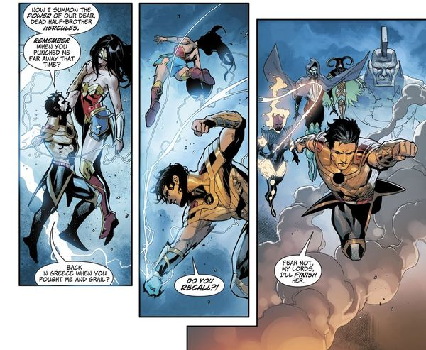 Sức mạnh của Jason - em trai song sinh của Wonder Woman - Hình 12