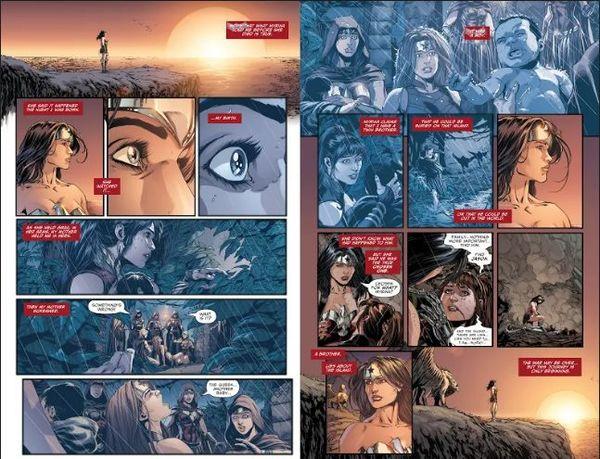 Sức mạnh của Jason - em trai song sinh của Wonder Woman - Hình 1