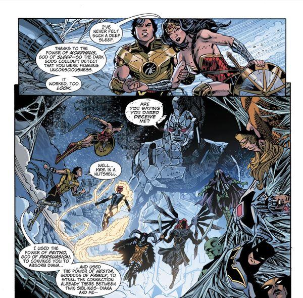 Sức mạnh của Jason - em trai song sinh của Wonder Woman - Hình 13