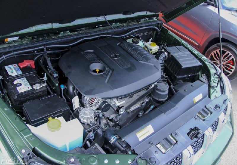 SUV Trung Quốc BAIC BJ40L giá gần 1 tỷ cạnh tranh Mazda CX-5 - Hình 9