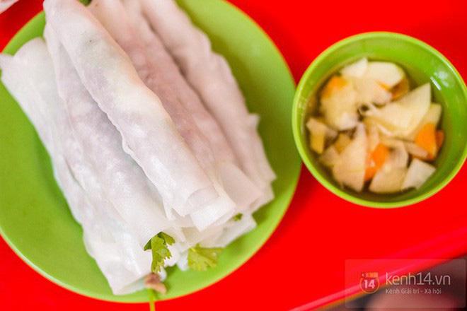 Thời tiết Hà Nội cứ vài hôm lại nóng chảy mỡ, không biết ăn gì thì sao không thử 1001 món cuốn này đi - Hình 8