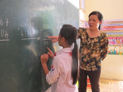 Thực hiện Chương trình giáo dục phổ thông mới: Giải bài toán đội ngũ - Hình 2