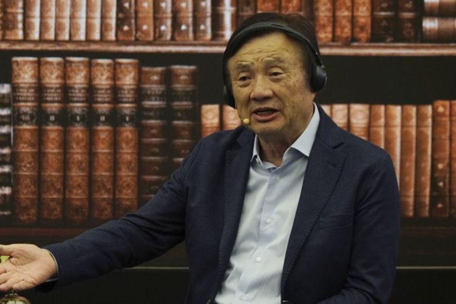Tỉ phú Nhậm Chính Phi: Thiệt hại 30 tỉ USD chẳng thấm gì với Huawei - Hình 1