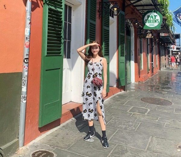 1001 cách lên đồ đi du lịch hè đẹp mê ly như loạt mỹ nhân Hàn - Hình 6