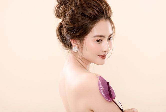 Ngày càng xinh đẹp sau khi kết hôn, những nữ nghệ sĩ Việt này là điển hình của trường hợp lấy đúng người - Hình 23