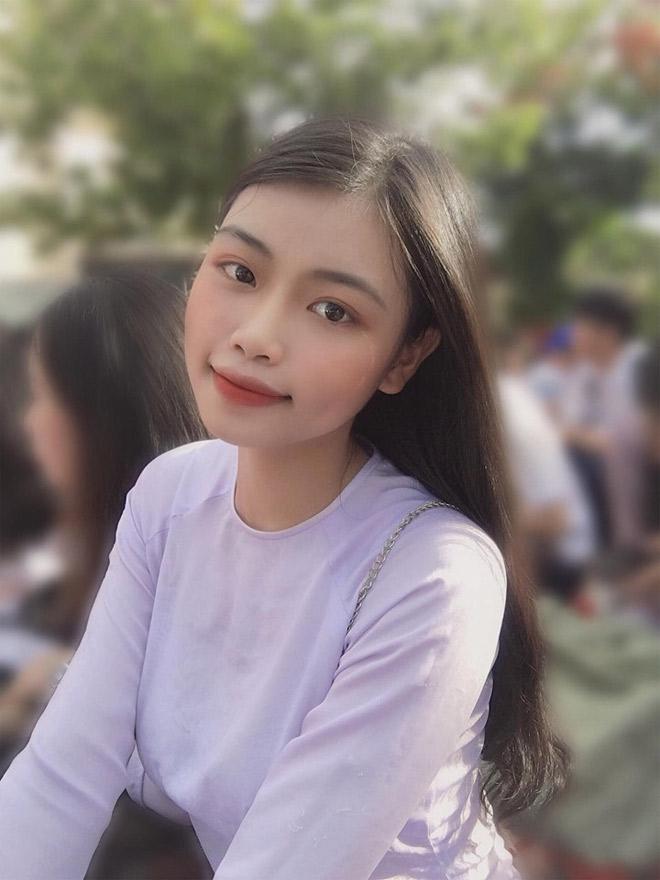Nữ sinh lớp 12 Tây Ninh đẹp lên thần kỳ tới mức bị bạn bè nghi thẩm mỹ - Hình 3