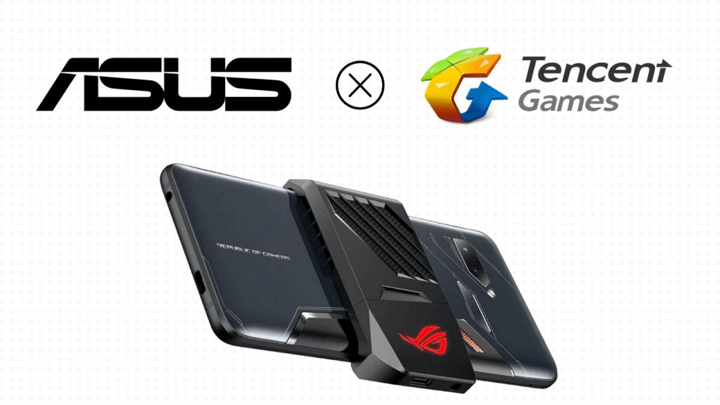 Tháng 7 tiền chảy về ASUS ROG Phone 2 - siêu phẩm chiến game cực hot do Tencent và Asus chính thức ra mắt - Hình 2