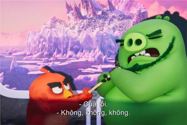 The angry birds movie 2 tung final trailer: Chim và heo cùng nhau tổ đội chống lại nữ hoàng băng giá Zeta - Hình 11