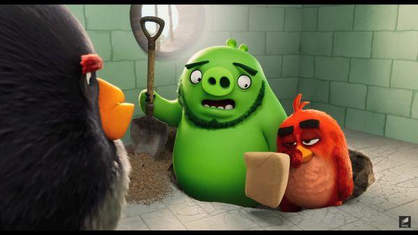 The Angry Birds Movie 2 tung trailer cuối hé lộ màn hợp tác giữa Chim giận dữ và Heo xanh - Hình 8