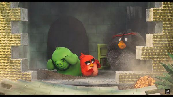 The Angry Birds Movie 2 tung trailer cuối hé lộ màn hợp tác giữa Chim giận dữ và Heo xanh - Hình 9