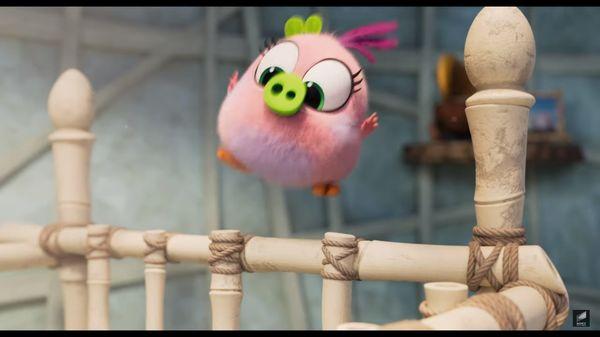 The Angry Birds Movie 2 tung trailer cuối hé lộ màn hợp tác giữa Chim giận dữ và Heo xanh - Hình 3