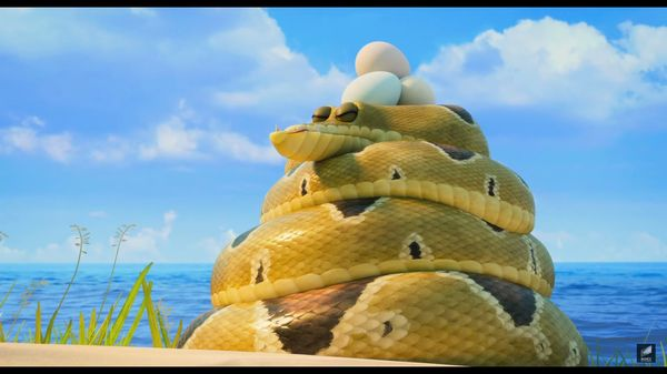 The Angry Birds Movie 2 tung trailer cuối hé lộ màn hợp tác giữa Chim giận dữ và Heo xanh - Hình 11