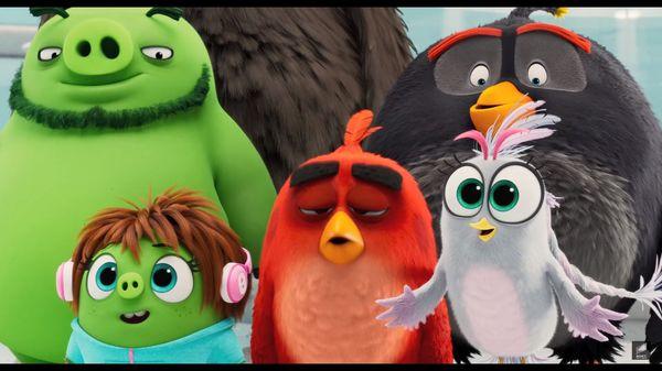 The Angry Birds Movie 2 tung trailer cuối hé lộ màn hợp tác giữa Chim giận dữ và Heo xanh - Hình 17
