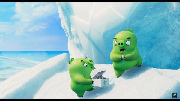 The Angry Birds Movie 2 tung trailer cuối hé lộ màn hợp tác giữa Chim giận dữ và Heo xanh - Hình 4
