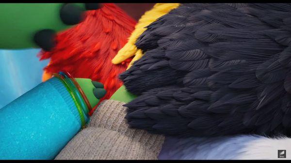 The Angry Birds Movie 2 tung trailer cuối hé lộ màn hợp tác giữa Chim giận dữ và Heo xanh - Hình 18