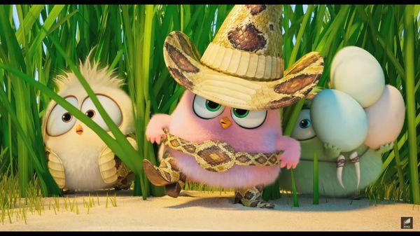 The Angry Birds Movie 2 tung trailer cuối hé lộ màn hợp tác giữa Chim giận dữ và Heo xanh - Hình 13