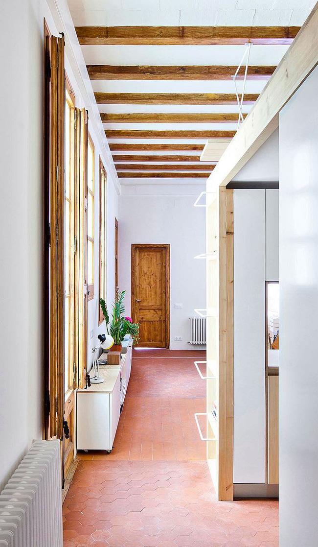 Căn hộ 70m² có phòng bếp ẩn chứa vạn điều bí mật bên trong - Hình 2