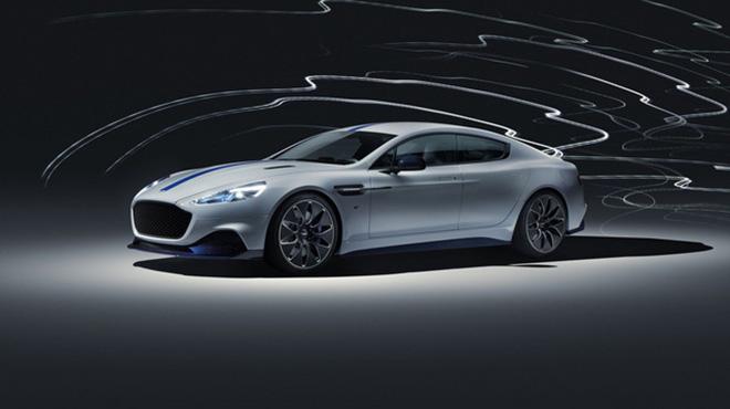 Dẫn đầu kỷ nguyên điện hoá - Aston Martin Rapide E công suất khủng cùng thiết kế ấn tượng - Hình 1