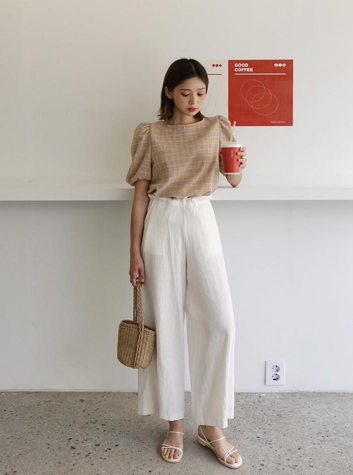 Đây chính là mẫu quần diệu kỳ dù béo hay gầy cũng mặc đẹp, và còn cực mát mẻ để diện trong hè - Hình 7