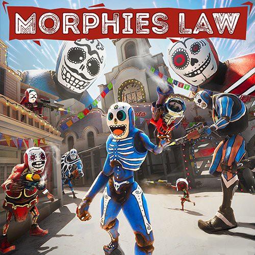 Game bắn súng siêu nhí nhố Morphies Law sắp mở cửa thử nghiệm - Hình 1