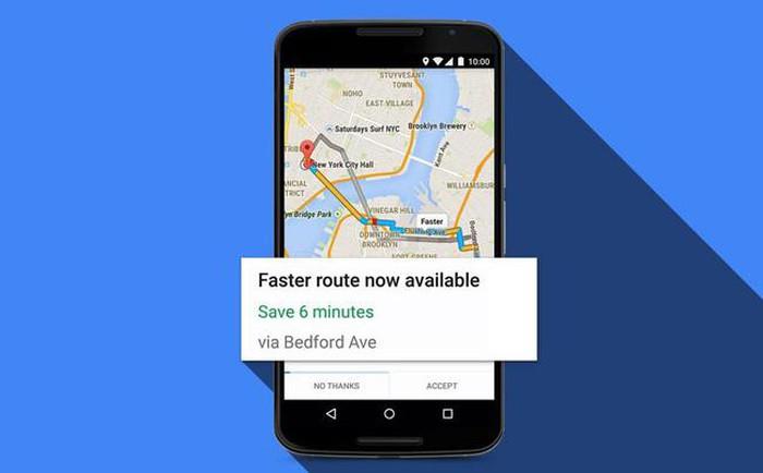 Google Maps tăng kết nối doanh nghiệp và người dùng - Hình 1