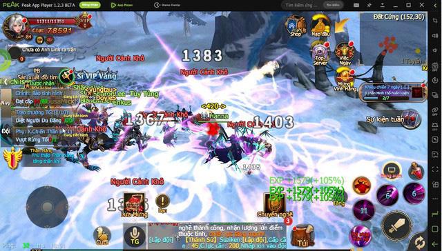 Hướng dẫn chơi Thánh Chiến 3D trên PC 100% thành công bằng phần mềm của Hàn Quốc - Hình 1