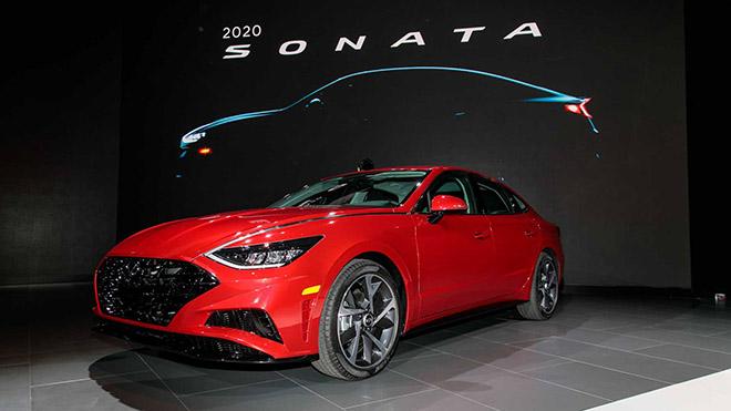 Hyundai Sonata thế hệ thứ 8, sự lột xác đầy trầm trồ về thiết kế và công nghệ - Hình 1