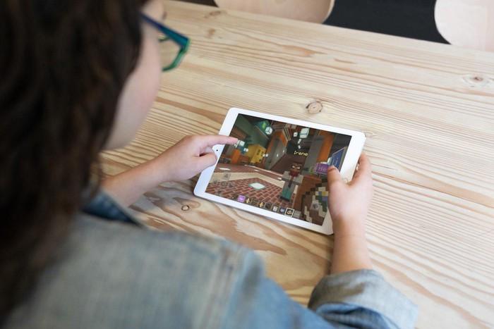 Microsoft tăng cường khả năng đọc cho phiên bản Minecraft giáo dục - Hình 1