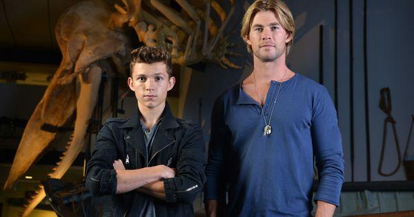 Tình bạn đẹp trong MCU: Chris Hemsworth từng giúp Tom Holland có được vai Spider-Man - Hình 6