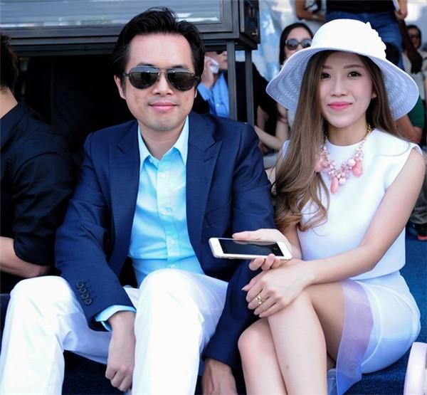 Trang Pháp và vợ chồng Dương Khắc Linh, người cũ người mới lần đầu đụng độ tại sự kiện! - Hình 1