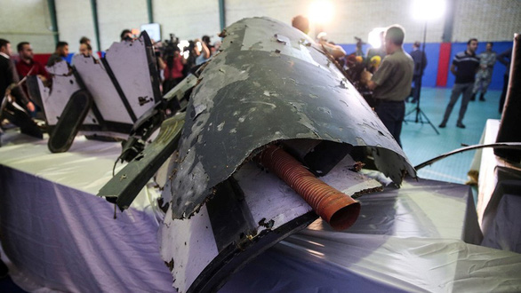 Động thái bất ngờ của Iran khiến Mỹ sôi máu: Chuyển mảnh vỡ UAV Mỹ bị bắn hạ cho Nga? - Hình 1
