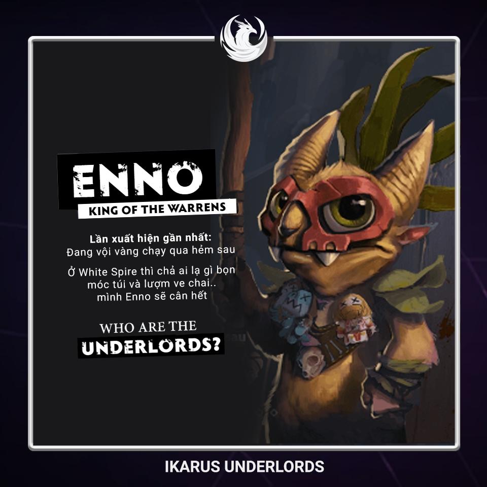 Dota Underlords: Hệ thống rank và cốt truyện của game - Hình 2