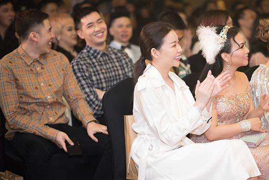 Hoa hậu Hải Dương phủ hàng hiệu đi sự kiện - Hình 5
