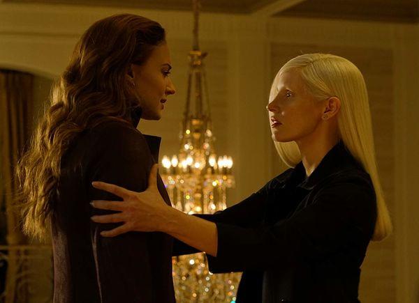 Khi các nhân vật nữ đồng loạt thắc mắc về chữ men trong X-Men và Men in black - Hình 3