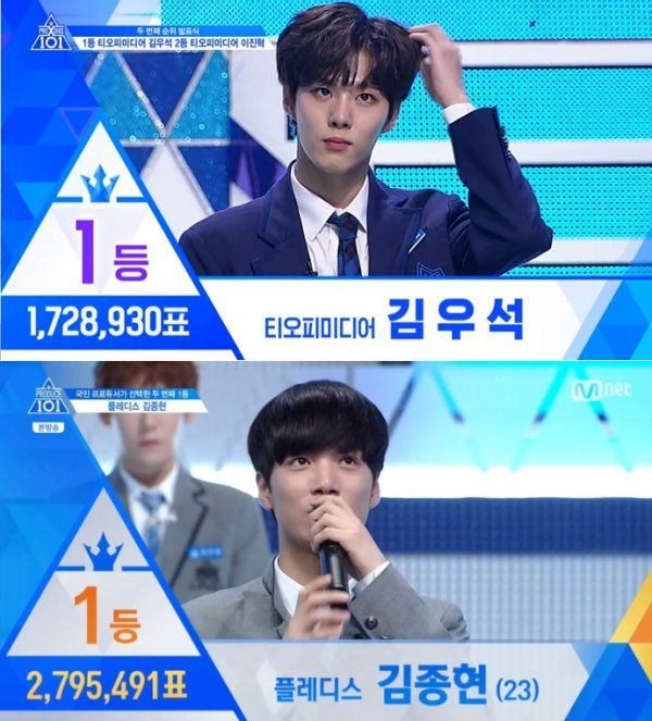 Khủng hoảng ập tới với Produce X 101: Số phận hạng nhất của Kim Woo Seok liệu có giống JR (Nuest)? - Hình 3