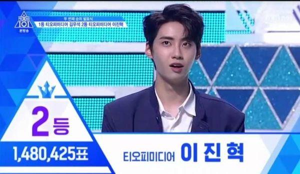 Khủng hoảng ập tới với Produce X 101: Số phận hạng nhất của Kim Woo Seok liệu có giống JR (Nuest)? - Hình 9