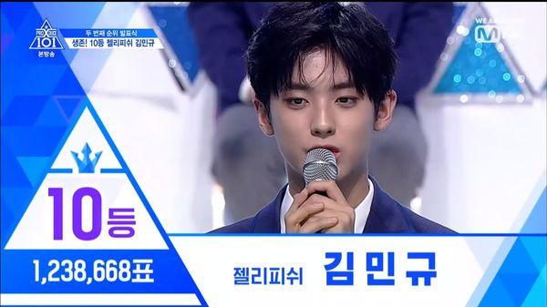 Khủng hoảng ập tới với Produce X 101: Số phận hạng nhất của Kim Woo Seok liệu có giống JR (Nuest)? - Hình 4