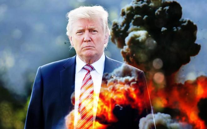 Lý do Tổng thống Mỹ Donald Trump rút lại quyết định tấn công Iran - Hình 1