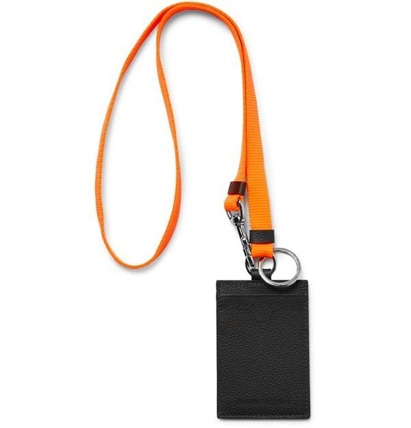 Necklace bag - túi đeo cổ hứa hẹn sẽ trở thành xu hướng thời trang mới trong mùa mốt 2019 - Hình 12