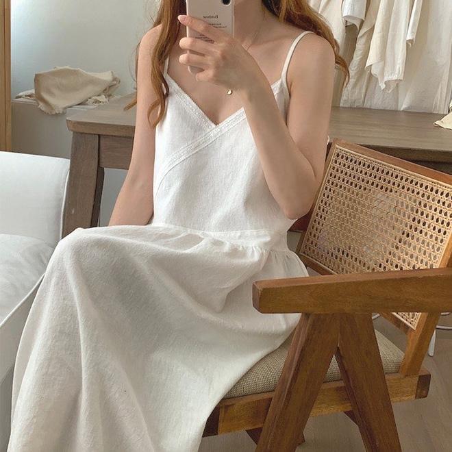 Nếu mặc gì cũng muốn lịm đi vì nóng, 3 cách lên đồ với vải thô mát rượi từ đầu đến chân này chính là dành cho bạn - Hình 13