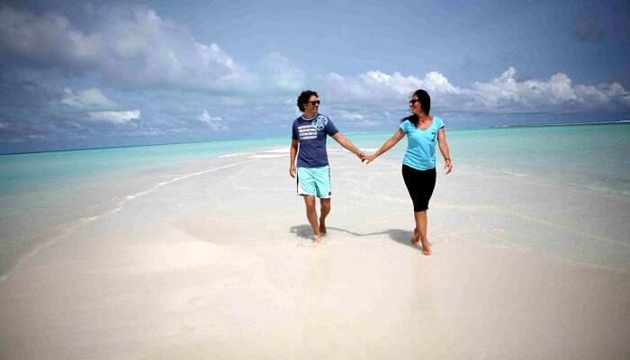 Những bãi biển tuyệt đẹp ở Maldives - Hình 6