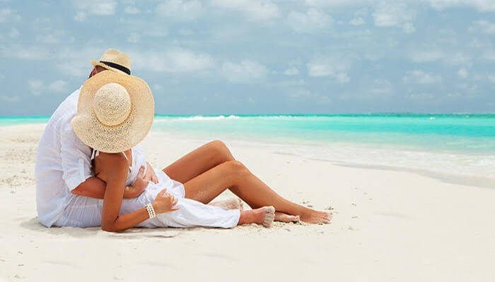 Những bãi biển tuyệt đẹp ở Maldives - Hình 7