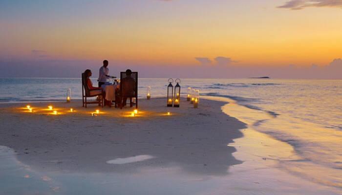 Những bãi biển tuyệt đẹp ở Maldives - Hình 8