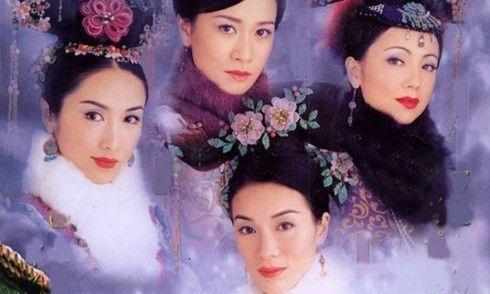 Những hội nam thanh, nữ tú nổi tiếng nhất trên màn ảnh nhỏ TVB - Hình 4
